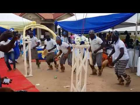 All time best Dance Group in Ghana and Africa. You can't resit!