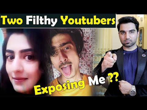 Exposing Two Filthy Youtubers Of Pakistan ! MR NOMAN ALEEM