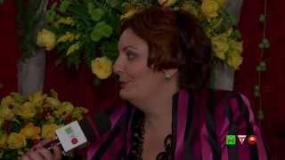 Wedding Wonderland a Palazzo Brancaccio - Intervista a Tiziana Amorosi D
