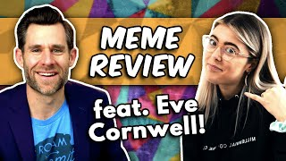 Lawyers React to LEGAL COVID MEMES // LegalEagle ft. Eve Cornwell
