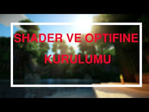 Minecraft Shader Optifine Nasil Kurulur