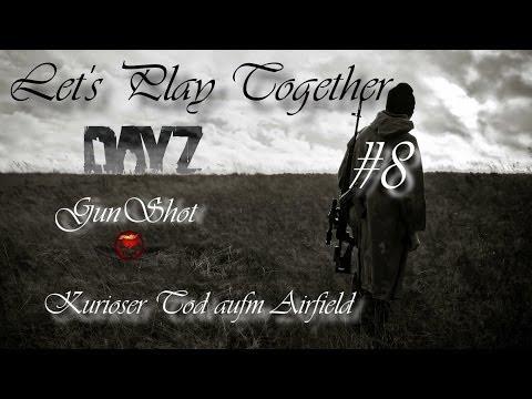 DayZ Standalone #8 [LPT] Kurioser Tod aufm Airfield Gameplay German/Deutsch [HD]