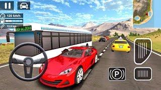Crime Car Driving Simulator Ep5 - IOS Android gameplay