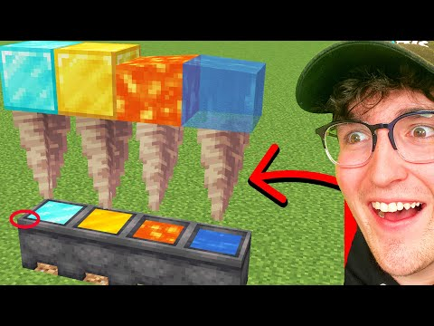 Testing Viral Minecraft Hacks That Are 100% WORKING!