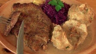 Bavarian Dumpling German Everyday Cooking How To Video Recipe Littlegasthaus