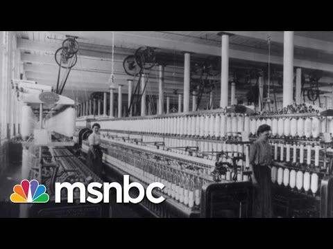 US Labor Movement Milestones | This Day Forward | msnbc