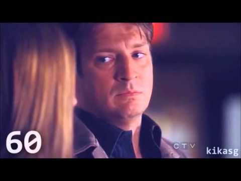 castle-Stana Katic & Nathan Fillion