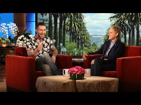 Adam Levine on 'The Voice'