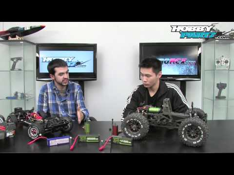 Choosing a Brushless Motor for your RC Car