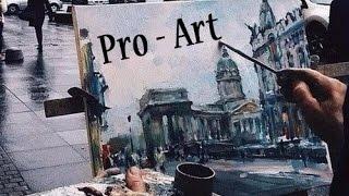 "Pro-Art. Александр Шаманов, солист группы ""Восемь по Гринвичу"""