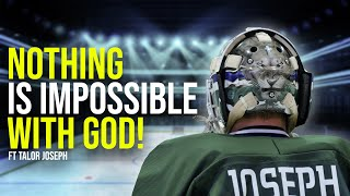 God isn't finished with your story! Ft Talor Joseph || On The Road To Damascus
