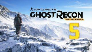 Ghost Recon: Wildlands - Drugie Podejście #5 (Gameplay PL, Zagrajmy)
