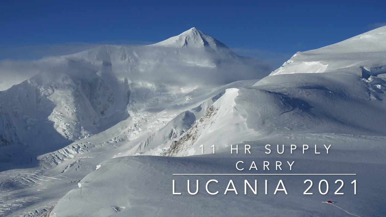 Lucania 2021: 11 hr Supply Carry