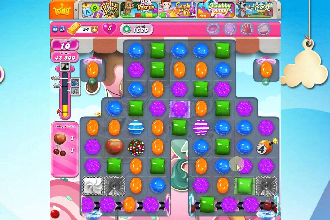 Level Candy Crush