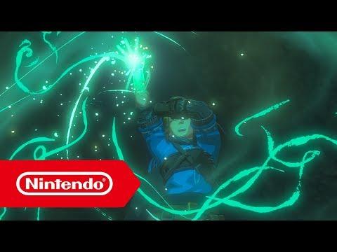 La secuela de The Legend of Zelda: Breath of the Wild - Primer tráiler