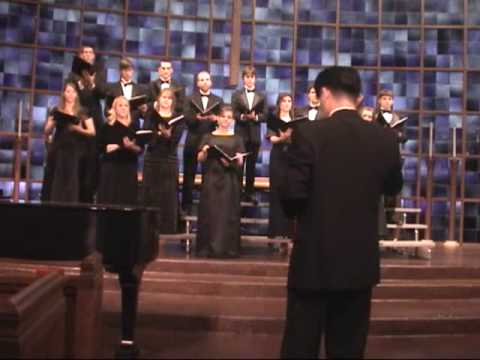 Arirang(아리랑)-Colorado Korean Chorus2008