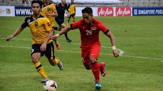 Football : International Friendly - Singapore vs Brunei (6 June 2015)