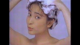 SHISEIDO Shampoo Anju Suzuki.