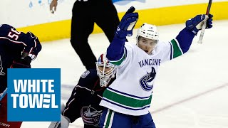 Growth of the Canucks team captain | White Towel | The Province