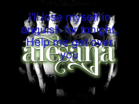 alesana-Apology (lyrics)