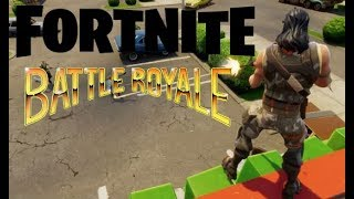 Fortnite - The Royal Battle!