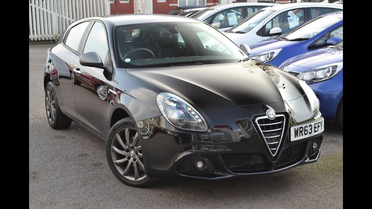Wessex Garages Used Alfa Romeo Giulietta COLLEZIONE SPECIAL - Used alfa romeo giulietta