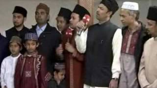 Nazms (Poems) from Jalsa Salana Qadian 2009 - Part 6/7