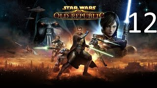 Star Wars: The Old Republic - Jedi Sentinel part 12 (Movie) (Story) (No Commentary)
