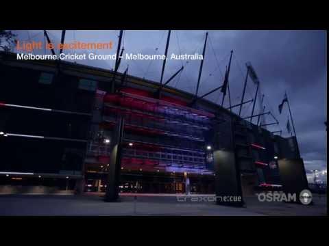 Melbourne Cricket Ground – Melbourne, Australia