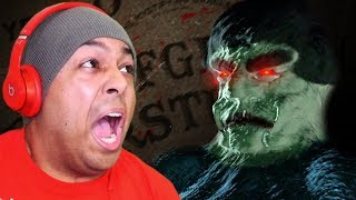 THIS THE SCARIEST TEACHER I'VE SEEN IN MY ENTIRE LIFE!! [4 HORROR GAMES]