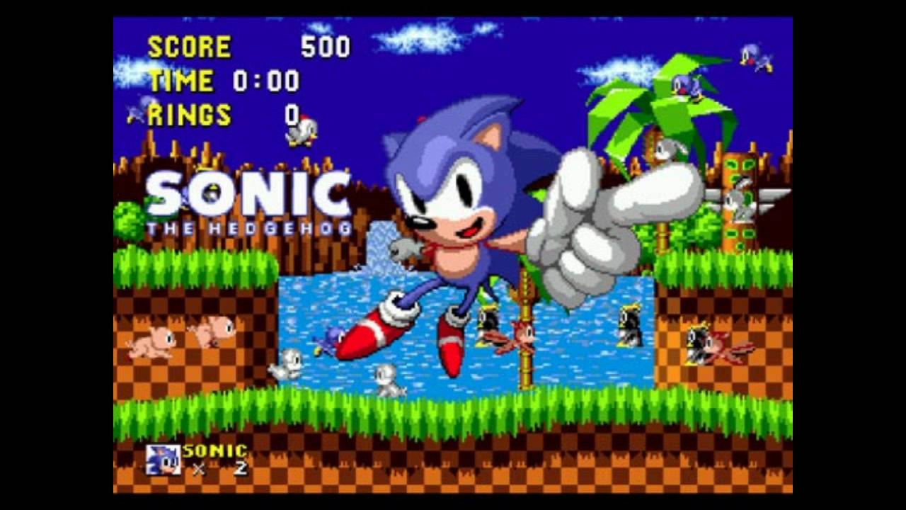 sonic the hedgehog 1 ending a relationship