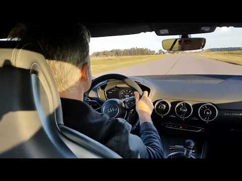 Audi TT-S - Aceleración