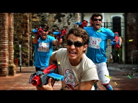 Epic Capture the Flag in Panama -- BOOM! | DEVINSUPERTRAMP