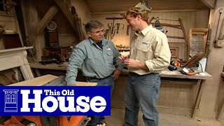 How to Replicate Molding Profiles | This Old House