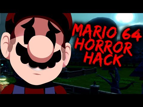 SPECIAL FOR YOU! - SUPER MARIO 64 CREEPYPASTA ROM HACK [SUPER MARIO HORROR GAME]