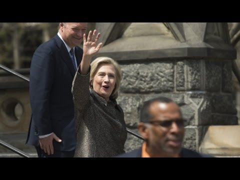 How long can Hillary stay silent?