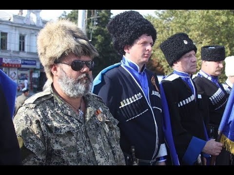 Машем шашкой, делим Крым: донские казаки на полуострове   Радио Крым.Реалии