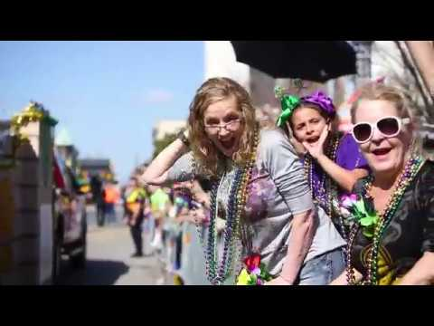 Mardi Gras in Biloxi