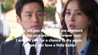 Horan - I love You [ONE WARM WORD OST]  with lyrics