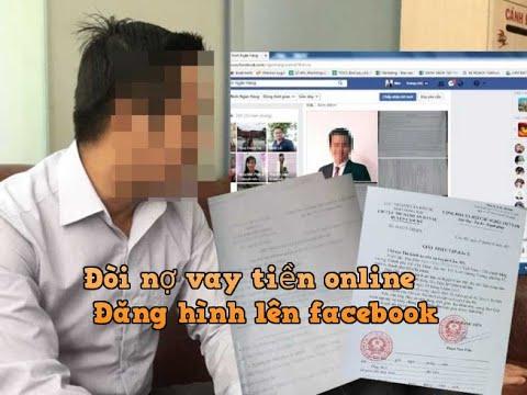 Report Tài Khoản đòi Nợ đăng Hình Lên Facebook | Xù Nợ Vay Tiền Online