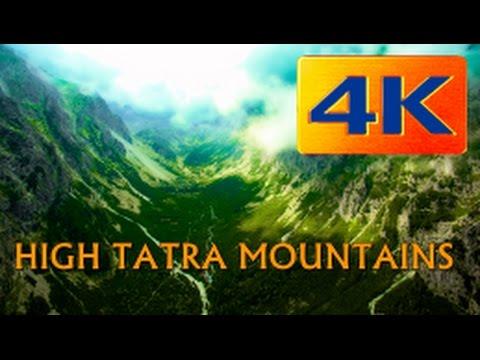 High Tatra Mountains 4K