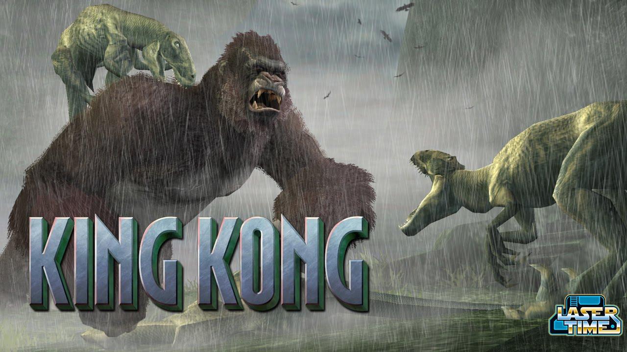King Kong Größe