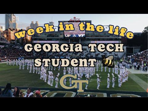 Week In The Life | Georgia Tech