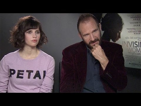 Ralph Fiennes on Charles Dickens & The Invisible Woman: 'Infatuation that became a huge love'