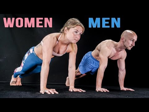 5-Minute Home Workout For Men & Women (Follow Along)