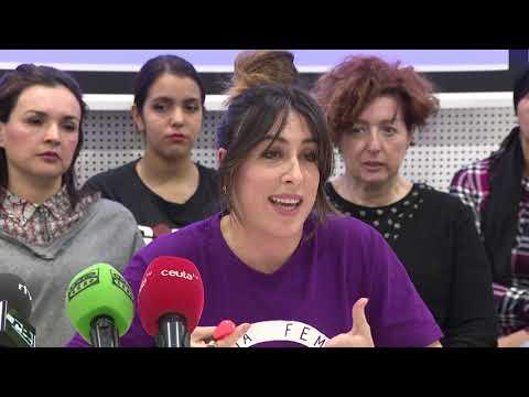 La plataforma femnista organizará actividades del 1 al 8 de marzo con motivo del día de la mujer