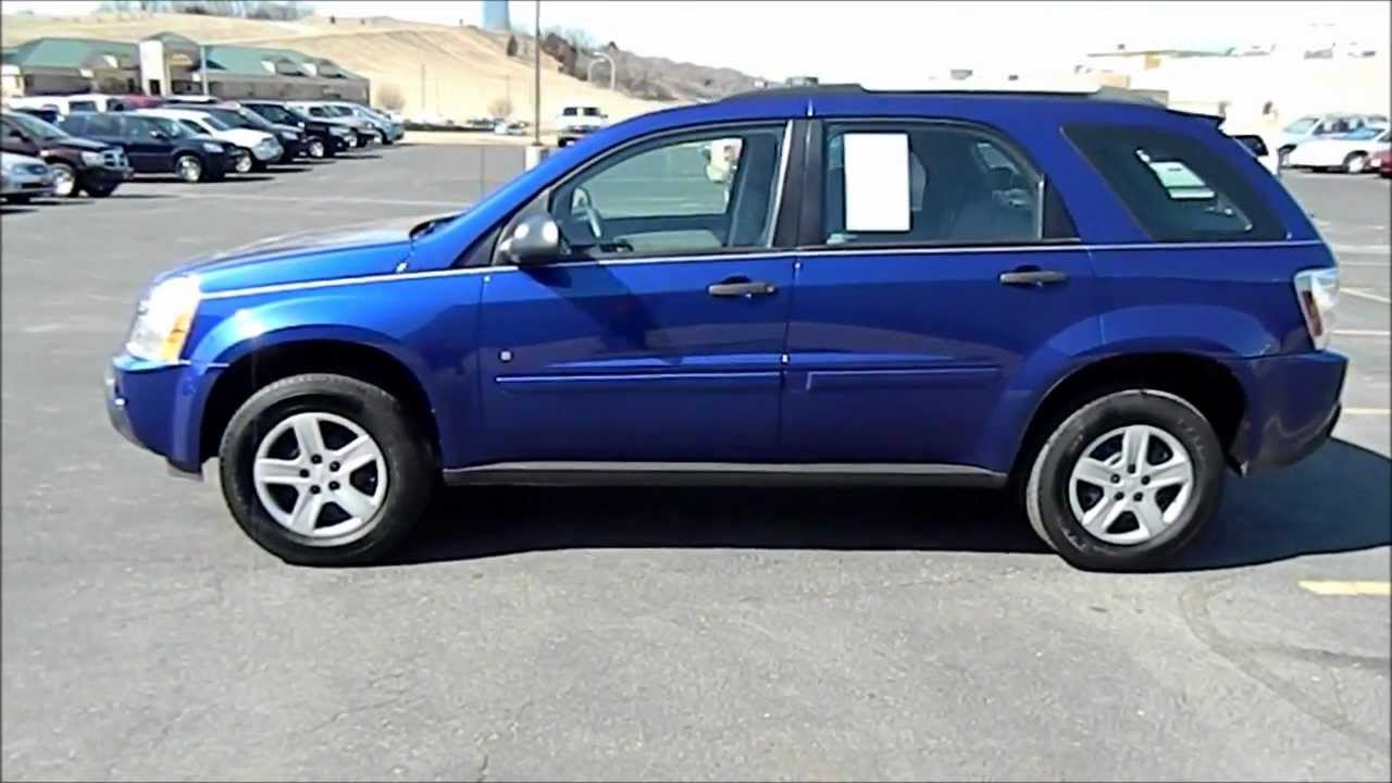 2006 Chevy Equinox LS AWD  Sioux City IA  Condon Auto Sales