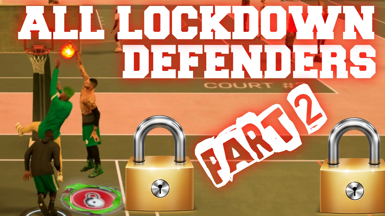 how to get lockdown defender badges 2k17