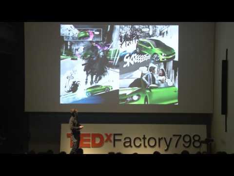 Dirk Eschenbacher at TEDxFactory798 City2.0