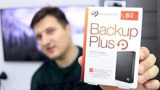 жесткий диск Seagate Backup Plus Ultra Slim 2.5